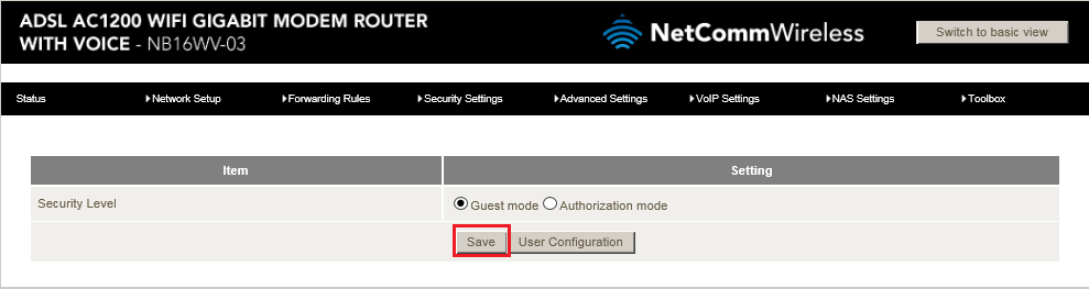 Advanced-View-NAS-Settings-Access-Control-User-Configuration-Guest-Mode