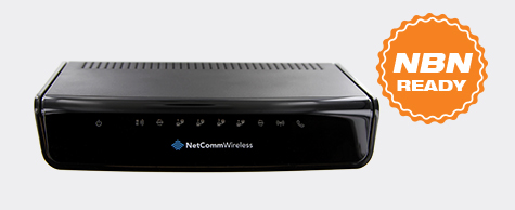 Netcomm AC1200 WiFi Gigabit Router with Voice - NF13ACV